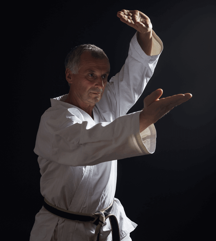 Martial Arts for Seniors