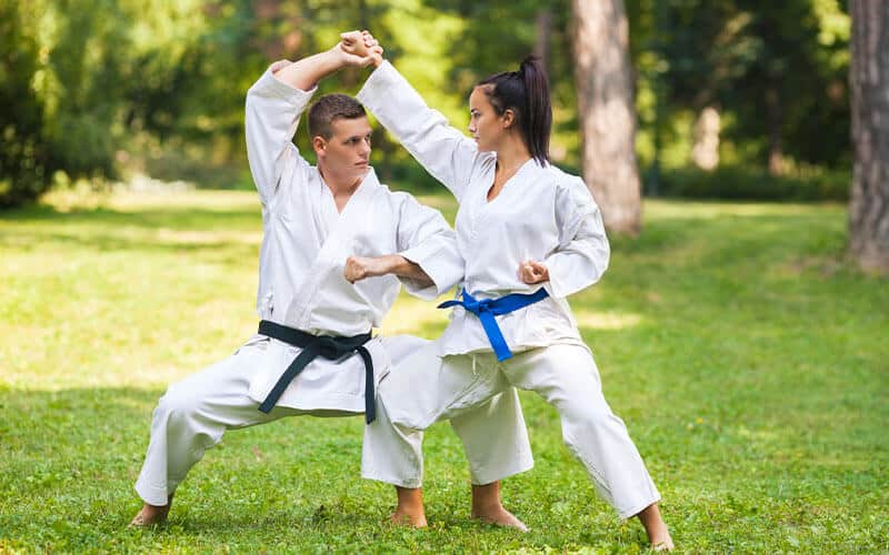 Martial Arts Lessons for Adults in Hillsborough NJ - Outside Martial Arts Training