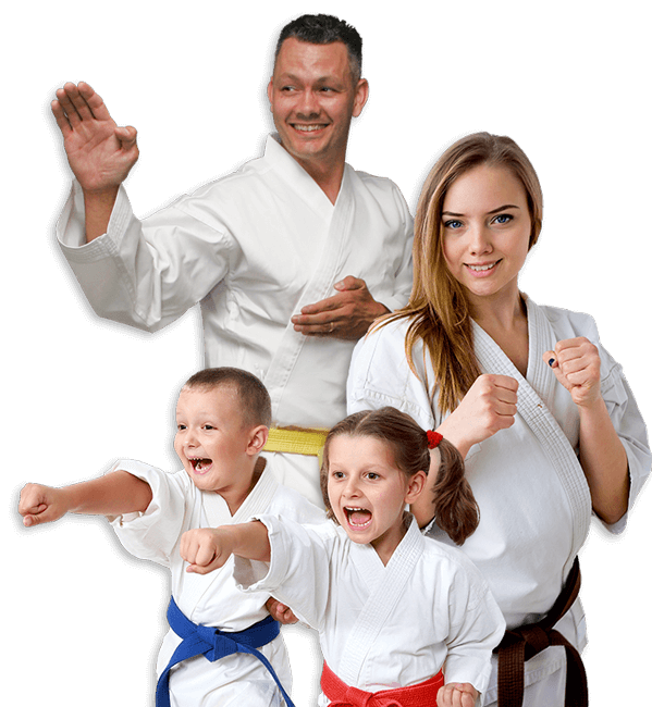 Martial Arts Lessons for Kids in Hillsborough NJ - Kids Adults Group Martial Arts Home Banner